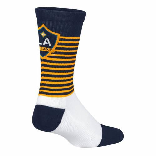 アディダス ADIDAS ソックス 靴下 インナー 下着 ナイトウエア メンズ 下 レッグ 【 La Galaxy Crew Socks 】 Color