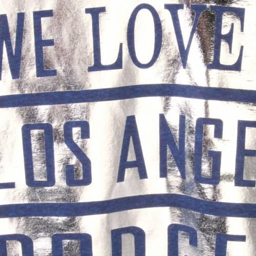 TOUCH BY ALYSSA MILANO ドジャース レディース ブイネック Tシャツ レディースファッション トップス カットソー 【 Los Angeles Dodgers Womens Alumni V-neck T-shirt - Royal 】 Royal