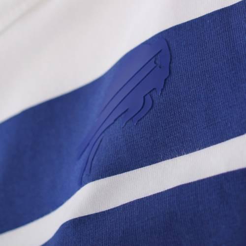 WEAR BY ERIN ANDREWS バッファロー ビルズ レディース Tシャツ 白 ホワイト レディースファッション トップス カットソー 【 Buffalo Bills Womens T-shirt - White 】 White