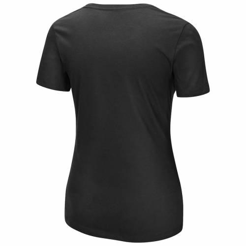 マジェスティック MAJESTIC レイダース レディース フリー Tシャツ 黒 ブラック レディースファッション トップス カットソー 【 Las Vegas Raiders Womens Showtime Break Free T-shirt - Black 】 Black