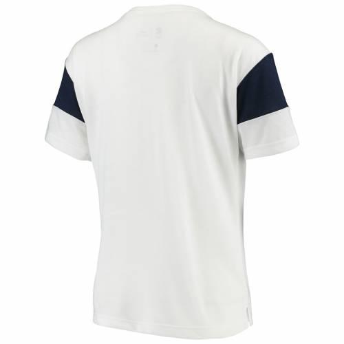 ナイキ NIKE チャージャーズ レディース パフォーマンス ブイネック Tシャツ 白 ホワイト レディースファッション トップス カットソー 【 Los Angeles Chargers Womens Breathe Performance V-neck T-shirt