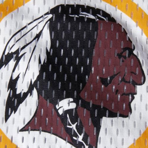 G-III 4HER BY CARL BANKS ワシントン レッドスキンズ レディース チーム スリーブ Tシャツ レディースファッション トップス カットソー 【 Washington Redskins Womens First Team Three-quarter Sleeve Mesh T-sh