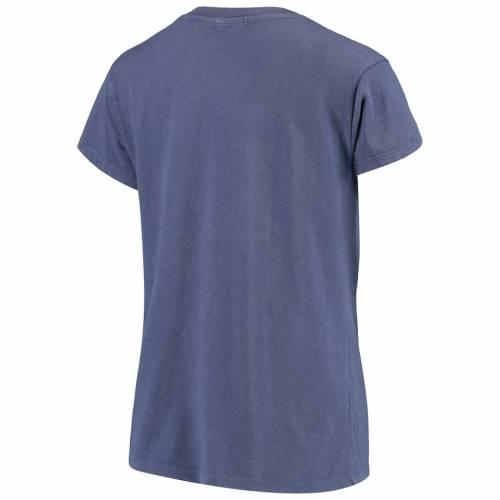 '47 メッツ レディース Tシャツ レディースファッション トップス カットソー 【 New York Mets Womens Midnight Gamma T-shirt - Royal 】 Royal