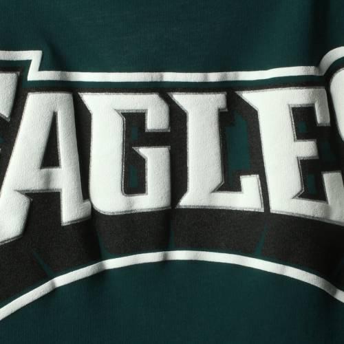 NFL PRO LINE BY FANATICS BRANDED フィラデルフィア イーグルス レディース ジャージ ブイネック Tシャツ 緑 グリーン レディースファッション トップス カットソー 【 Philadelphia Eagles Womens Spirit