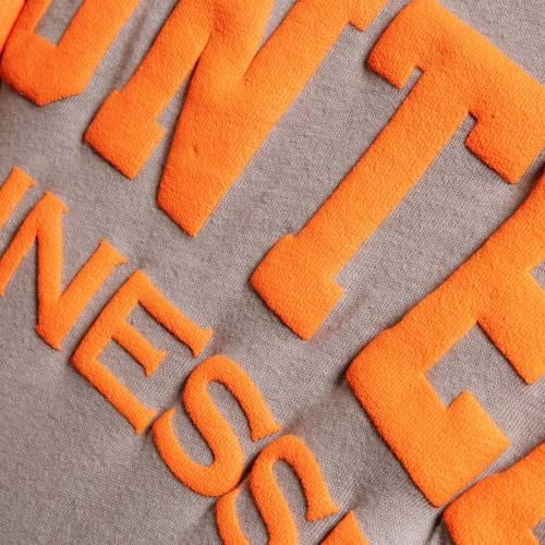 SPIRIT JERSEY テネシー レディース ブイネック Tシャツ 灰色 グレー グレイ レディースファッション トップス カットソー 【 Tennessee Volunteers Womens Contrast V-neck T-shirt - Heathered Gray 】 Heathered G