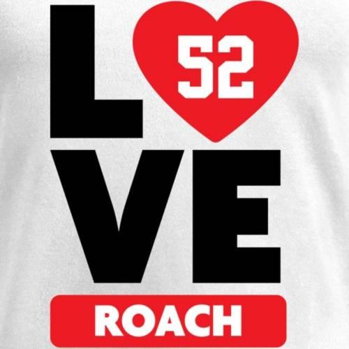 NFL PRO LINE BY FANATICS BRANDED レディース ブイネック Tシャツ 白 ホワイト レディースファッション トップス カットソー 【 Trevor Roach Fanatics Branded Womens I Heart V-neck T-shirt - White 】 White