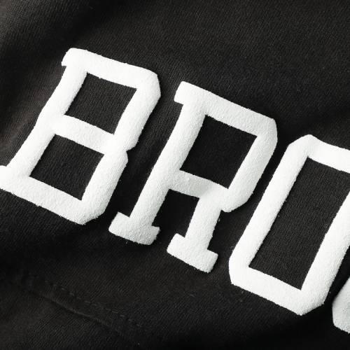 G-III SPORTS BY CARL BANKS ブルックリン ネッツ レディース スリーブ Tシャツ 黒 ブラック レディースファッション トップス カットソー 【 Brooklyn Nets Womens Pressbox Oversized Raw Edge Long Sleeve T-shirt