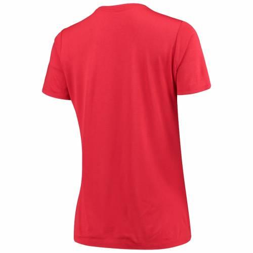 ナイキ NIKE チーム レディース レジェンド パフォーマンス Tシャツ 赤 レッド レディースファッション トップス カットソー 【 Canada National Team Womens Federation Crest Legend Performance T-shirt - Red