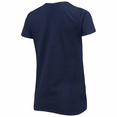 OUTERSTUFF テニス レディース Tシャツ 紺 ネイビー レディースファッション トップス カットソー 【 Usa Table Tennis Womens Pictogram T-shirt - Navy 】 Navy