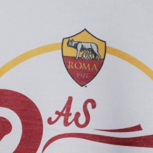 LEVELWEAR ローマ レディース ルーキー ラグラン スリーブ Tシャツ レディースファッション トップス カットソー 【 As Roma Womens Rookie Rounder Raglan Long Sleeve T-shirt - White/red 】 White/red