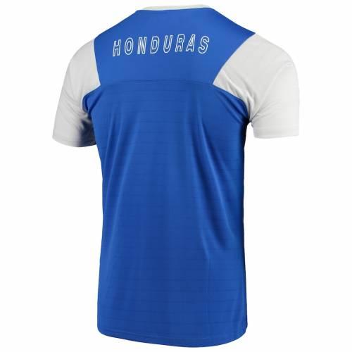 JOMA チーム トレーニング Tシャツ 青 ブルー メンズファッション トップス カットソー メンズ 【 Honduras National Team Training T-shirt - Blue 】 Blue