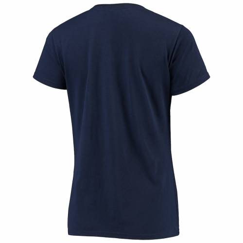 OUTERSTUFF レディース チーム トレーニング Tシャツ 紺 ネイビー レディースファッション トップス カットソー 【 Usa Rugby Womens Team Flag Training T-shirt - Navy 】 Navy