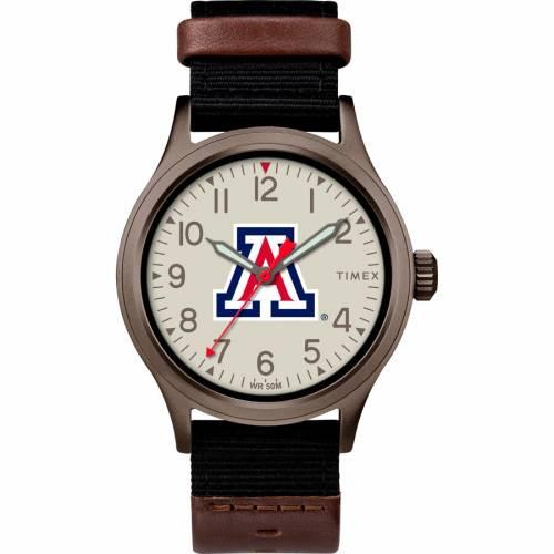 TIMEX タイメックス アリゾナ ウォッチ 時計 【 WATCH TIMEX ARIZONA WILDCATS CLUTCH COLOR 】 腕時計 メンズ腕時計