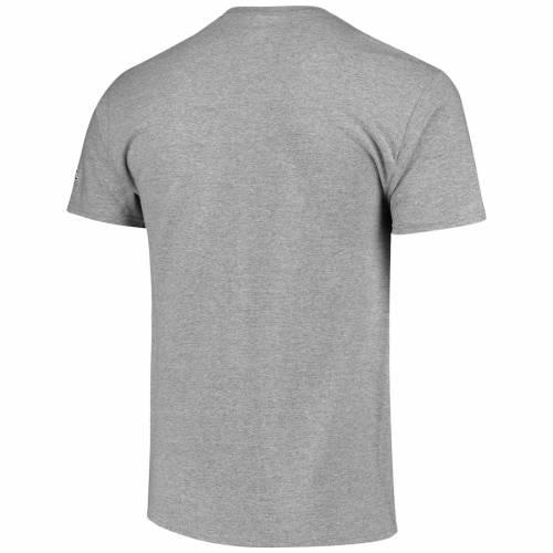 チャンピオン CHAMPION チャンピオン デイトン Tシャツ 灰色 グレー グレイ 【 GRAY CHAMPION DAYTON FLYERS TRADITION TSHIRT 】 メンズファッション トップス Tシャツ カットソー