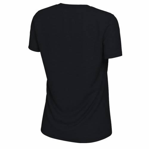 JORDAN BRAND レディース カレッジ Tシャツ 黒 ブラック レディースファッション トップス カットソー 【 Oklahoma Sooners Womens College Football Playoff 2019 Peach Bowl Bound Illustration T-shirt - Black 】 Black
