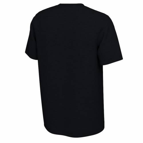ナイキ NIKE タイガース カレッジ Tシャツ 黒 ブラック 【 BLACK NIKE LSU TIGERS COLLEGE FOOTBALL PLAYOFF 2019 PEACH BOWL BOUND ILLUSTRATIONS TSHIRT 】 メンズファッション トップス Tシャツ カットソー