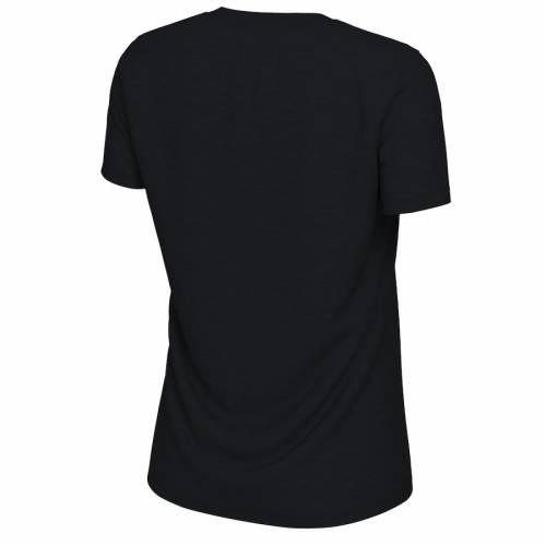ナイキ NIKE オレゴン レディース ローズ Tシャツ 黒 ブラック レディースファッション トップス カットソー 【 Oregon Ducks Womens 2020 Rose Bowl Champions Locker Room T-shirt - Black 】 Black
