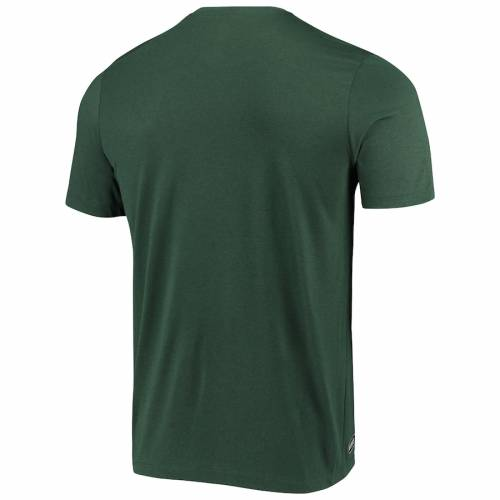 ニューエラ NEW ERA 緑 グリーン パッカーズ Tシャツ 【 GREEN NEW ERA BAY PACKERS COMBINE STATED TSHIRT 】 メンズファッション トップス Tシャツ カットソー