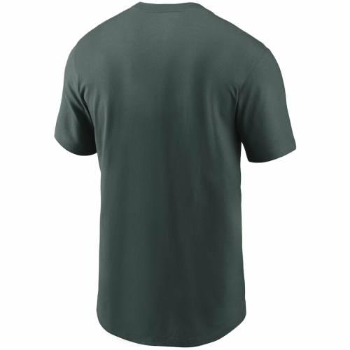 ナイキ NIKE オークランド レガシー Tシャツ 緑 グリーン 【 LEGACY GREEN NIKE OAKLAND ATHLETICS TSHIRT 】 メンズファッション トップス Tシャツ カットソー