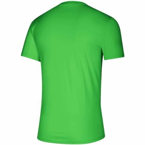 アディダス ADIDAS フロリダ ブルズ Tシャツ 緑 グリーン 【 GREEN ADIDAS SOUTH FLORIDA BULLS SOLAR SLIME CREATOR TSHIRT 】 メンズファッション トップス Tシャツ カットソー