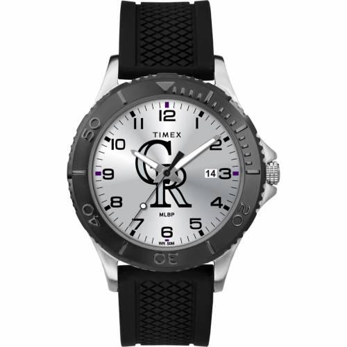 TIMEX タイメックス コロラド ロッキーズ ウォッチ 時計 【 WATCH TIMEX COLORADO ROCKIES GAMER COLOR 】 腕時計 メンズ腕時計