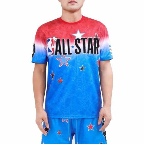 PRO STANDARD ゲーム Tシャツ 青 ブルー メンズファッション トップス カットソー メンズ 【 2020 Nba All-star Game T-shirt - Blue 】 Blue