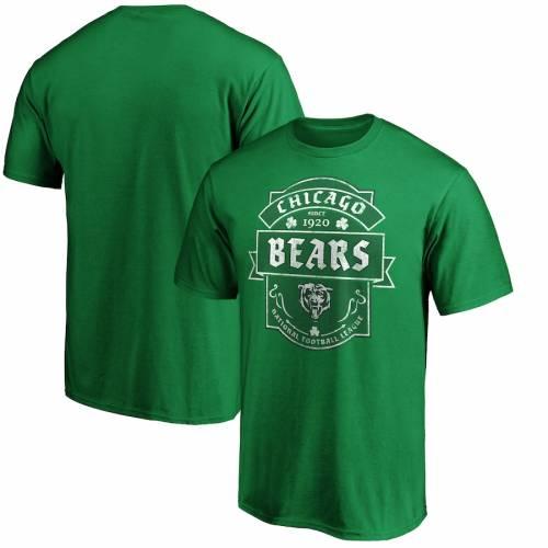 スポーツブランド カジュアル ファッション ファナティクス 人気の定番 FANATICS 日本産 BRANDED Tシャツ 緑 グリーン PATRICK'S DAY メンズファッション カットソー GREEN TSHIRT ST. トップス CELTIC