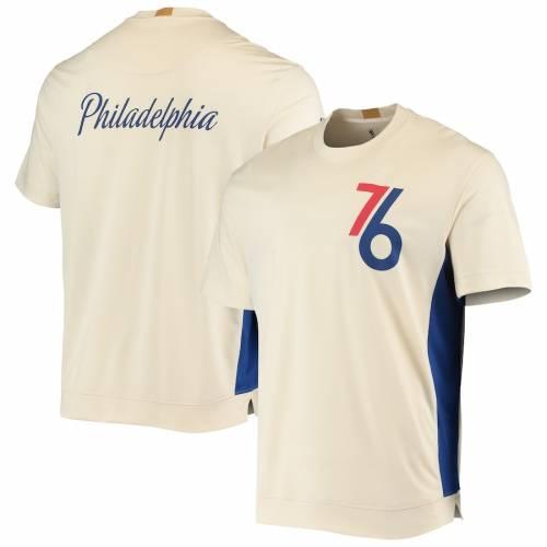 ナイキ NIKE フィラデルフィア セブンティシクサーズ シティ シューティング パフォーマンス Tシャツ 2.0 メンズファッション トップス カットソー メンズ 【 Philadelphia 76ers City Edition 2.0 S