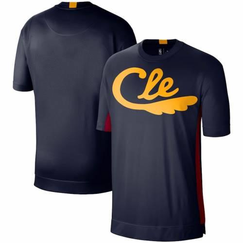 ナイキ NIKE クリーブランド キャバリアーズ シティ シューティング パフォーマンス Tシャツ 2.0 メンズファッション トップス カットソー メンズ 【 Cleveland Cavaliers City Edition 2.0 Shooting Per