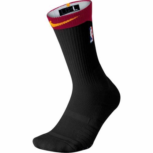 ナイキ NIKE エリート クイック ソックス 靴下 インナー 下着 ナイトウエア メンズ 下 レッグ 【 Nba Elite Quick Crew Socks - Black/maroon 】 Black/maroon