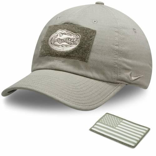 ナイキ NIKE フロリダ チーム パフォーマンス 緑 グリーン バッグ キャップ 帽子 メンズキャップ メンズ 【 Florida Gators Tactical Heritage 86 Team Performance Tri-blend Adjustable Hat - Green 】 Green