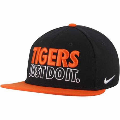 ナイキ NIKE デトロイト タイガース スウッシュ スウォッシュ バッグ キャップ 帽子 メンズキャップ メンズ 【 Detroit Tigers Just Do It True Swoosh Flex Hat - Navy/orange 】 Navy/orange