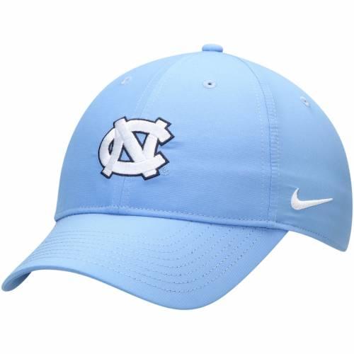 ナイキ NIKE ノース カロライナ レガシー ロゴ パフォーマンス 青 ブルー バッグ キャップ 帽子 メンズキャップ メンズ 【 North Carolina Tar Heels Legacy 91 Logo Performance Adjustable Hat - Carolina Blue