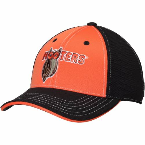 HENDRICK MOTORSPORTS TEAM COLLECTION チェイス チーム バッグ キャップ 帽子 メンズキャップ メンズ 【 Chase Elliott Hooters Hendrick Motorsports Team Adjustable Hat - Orange/black 】 Orange/black
