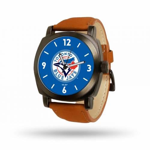 SPARO トロント 青 ブルー 茶 ブラウン ストラップ ウォッチ 時計 【 BLUE BROWN WATCH SPARO TORONTO JAYS STRAP COLOR 】 腕時計 メンズ腕時計