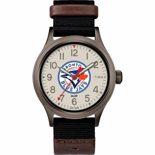 TIMEX タイメックス トロント 青 ブルー ウォッチ 時計 【 BLUE WATCH TIMEX TORONTO JAYS CLUTCH COLOR 】 腕時計 メンズ腕時計
