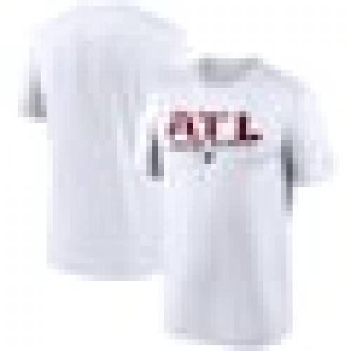 全国宅配無料 ナイキ NIKE アトランタ ファルコンズ パフォーマンス Tシャツ 白色 ホワイト REPPIN&39; 【 NIKE ALWAYS PERFORMANCE TSHIRT WHITE 】 メンズファッション トップス Tシャツ カットソー, ウエストハウスギャラリー c08948aa