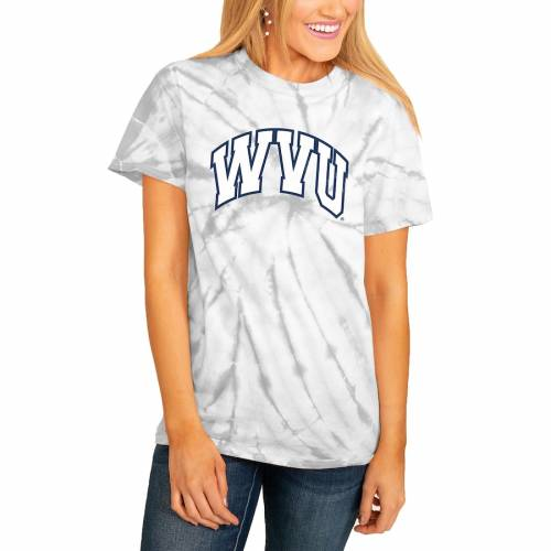 <title>スポーツブランド カジュアル ファッション ゲームデイカルチャー GAMEDAY COUTURE バージニア マウンテニアーズ レディース 日本全国 送料無料 チーム Tシャツ 白色 ホワイト ウエストバージニア WOMEN'S TEAM PLAYING FOR THE HOME SPINDYE TSHIRT WHITE</title>