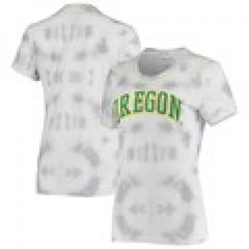 格安即決 ボクサークラフト BOXERCRAFT オレゴン ダックス レディース Tシャツ 灰色 グレー グレイ WOMEN&39;S 【 GRAY BOXERCRAFT TIEDYE SCOOP NECK TSHIRT 】 レディースファッション トップス Tシャツ カットソー, 湖畔の薬屋 d67af313