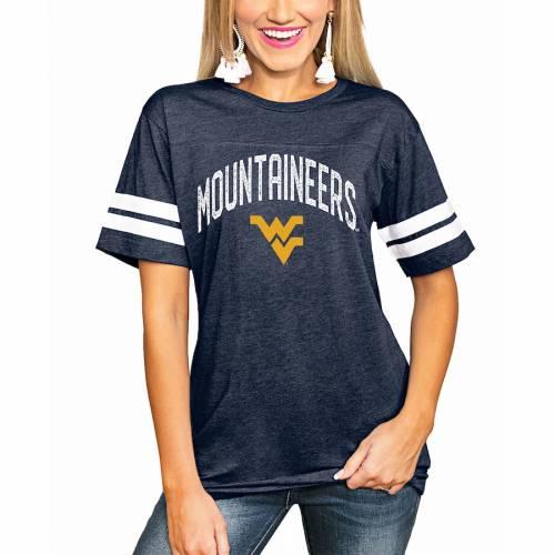 新作人気 ゲームデイカルチャー GAMEDAY COUTURE バージニア マウンテニアーズ レディース ストライプ Tシャツ 紺色 ネイビー ウエストバージニア WOMEN&39;S 【 STRIPE GAMEDAY COUTURE BIGGEST FAN TSHIRT NAVY 】 レデ, スポーツのことなら何でもサンシン 5ead24e3