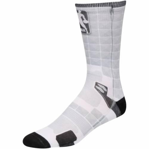 FOR BARE FEET ロゴ ソックス 靴下 灰色 グレー グレイ インナー 下着 ナイトウエア メンズ 下 レッグ 【 Fashion Logo Socks - Gray 】 Gray
