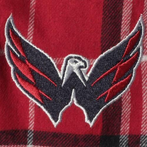 CONCEPTS SPORT ワシントン 赤 レッド インナー 下着 ナイトウエア メンズ ナイト ルーム パジャマ 【 Washington Capitals Huddle Sleep Pants - Red 】 Red
