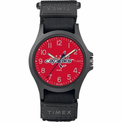 TIMEX タイメックス ワシントン ウォッチ 時計 【 WATCH TIMEX WASHINGTON CAPITALS PRIDE COLOR 】 腕時計 メンズ腕時計