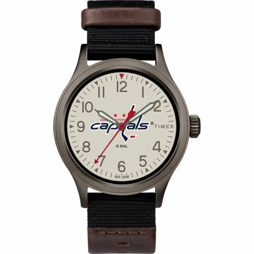 TIMEX タイメックス ワシントン ウォッチ 時計 【 WATCH TIMEX WASHINGTON CAPITALS CLUTCH COLOR 】 腕時計 メンズ腕時計