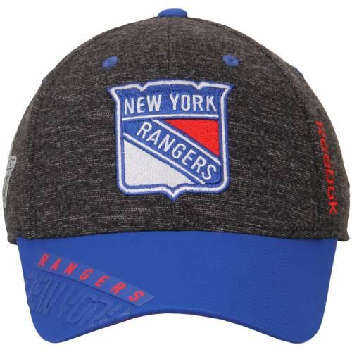 リーボック REEBOK リーボック レンジャーズ チャコールREEBOK NEW YORK RANGERS PLAYOFF STRUCTURED FLEX HAT CHARCOAL ROYALバッグキャップ 帽子 メンズキャップ 帽子NnX0OP8wk