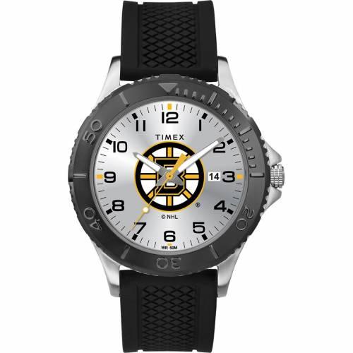 TIMEX タイメックス ボストン ウォッチ 時計 【 WATCH TIMEX BOSTON BRUINS GAMER COLOR 】 腕時計 メンズ腕時計