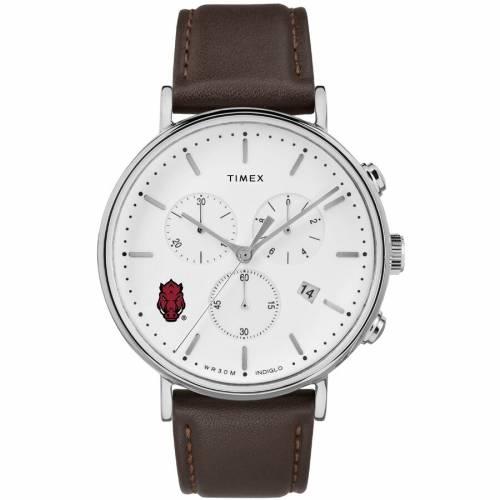 TIMEX タイメックス ジェネラル ウォッチ 時計 【 WATCH TIMEX ARKANSAS RAZORBACKS GENERAL MANAGER COLOR 】 腕時計 メンズ腕時計