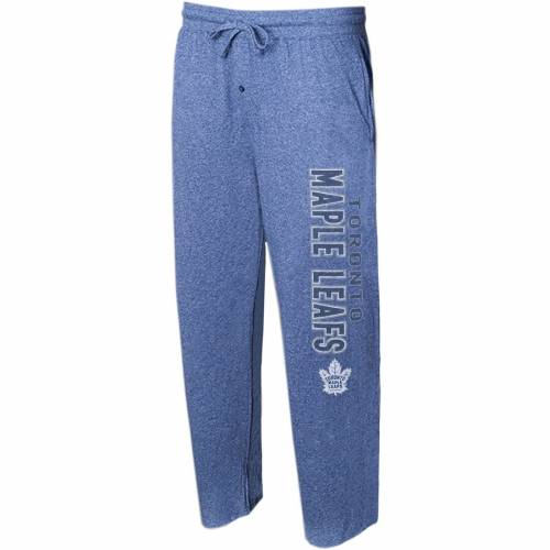 CONCEPTS SPORT トロント 青 ブルー 【 BLUE CONCEPTS SPORT TORONTO MAPLE LEAFS QUEST PANTS 】 インナー 下着 ナイトウエア メンズ ナイト ルーム パジャマ