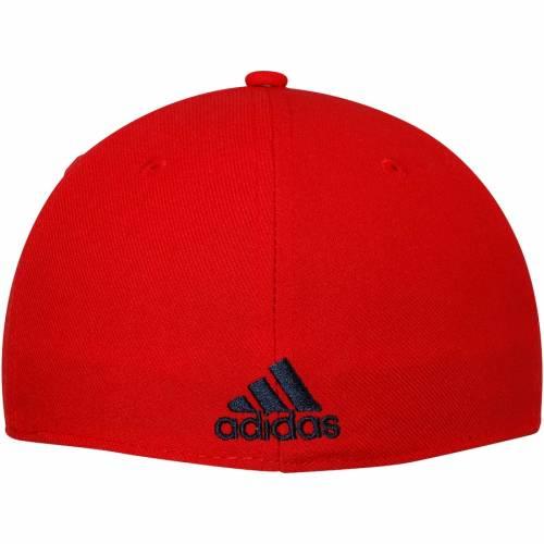 アディダス ADIDAS フロリダ パンサーズ 赤 レッド バッグ キャップ 帽子 メンズキャップ メンズ 【 Florida Panthers Basic Two-tone Fitted Hat - Red 】 Red