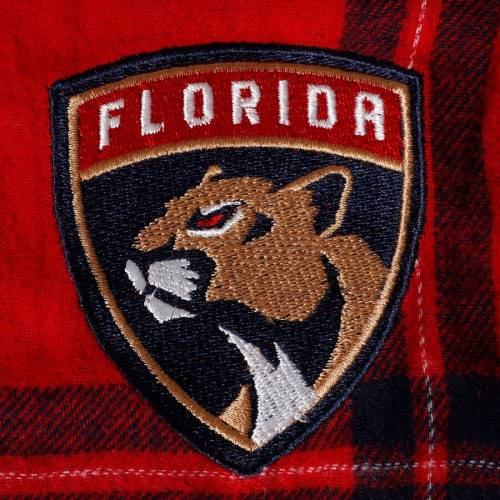 CONCEPTS SPORT フロリダ パンサーズ インナー 下着 ナイトウエア メンズ ナイト ルーム パジャマ 【 Florida Panthers Homestretch Flannel Pants - Red/navy 】 Red/navy